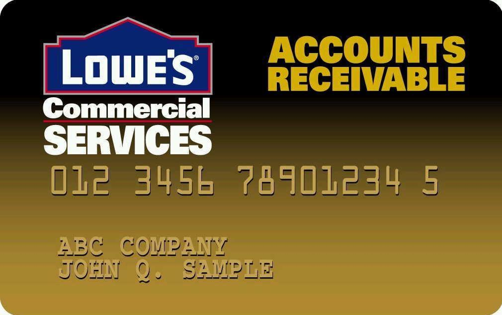 lowes business credit - Lowes Business Credit Card